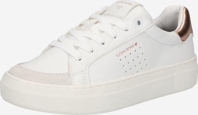 BJÖRN BORG Sneaker 'T1600 BSC MET' in gold / grau / weiß, Produktansicht