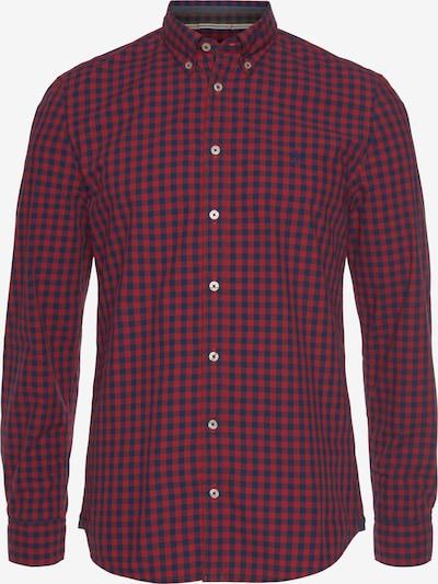 Marc O'Polo Overhemd in de kleur Blauw / Rood, Productweergave