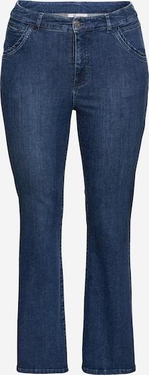 SHEEGO Jeans in de kleur Blauw denim, Productweergave