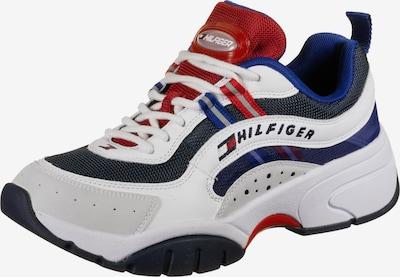 Tommy Jeans Sneaker 'Heritage' in navy / rot / weiß, Produktansicht