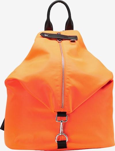MYMO Rucksack in neonorange, Produktansicht