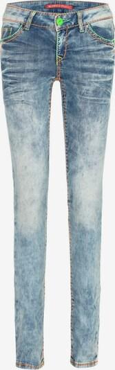 CIPO & BAXX Jeans 'Neon' in blau, Produktansicht