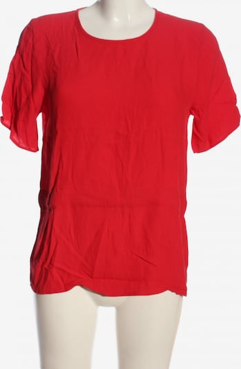 SELECTED FEMME Kurzarm-Bluse in XS in rot, Produktansicht