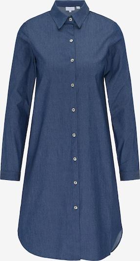 usha BLUE LABEL Vestido camisero en azul noche, Vista del producto