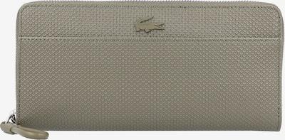 LACOSTE Chantaco Geldbörse Leder 20,5 cm in greige, Produktansicht