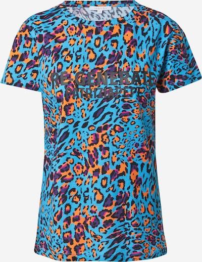 PATRIZIA PEPE Тениска 'MAGLIA' в синьо / пъстро, Преглед на продукта