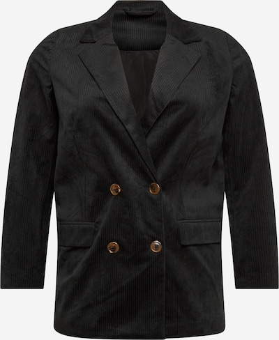 Vero Moda Curve Blazer 'Lora' en noir, Vue avec produit