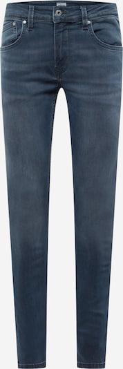 Pepe Jeans Džinsi 'Finsbury', krāsa - zils džinss, Preces skats