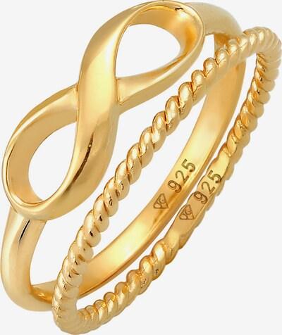 ELLI Sieraden set in de kleur Goud, Productweergave