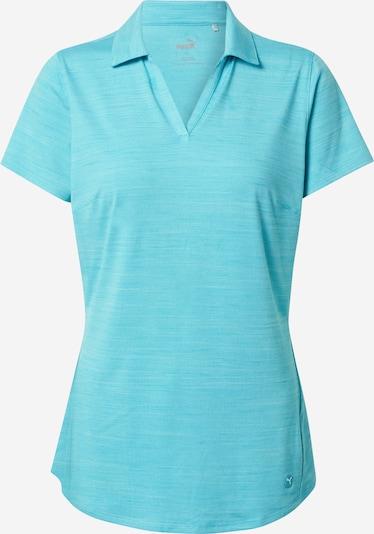 PUMA Toiminnallinen paita värissä turkoosi: Näkymä edestä