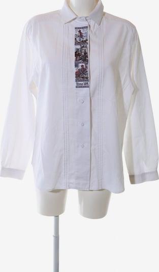 Wallmann Langarmhemd in XXL in weiß, Produktansicht
