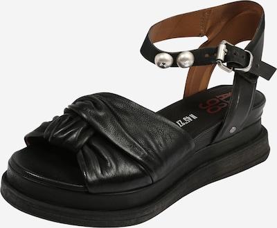 A.S.98 Sandale 'Lagos' in schwarz, Produktansicht
