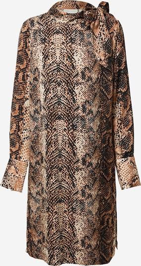 InWear Kleid 'GenieI' in beige / braun / kastanienbraun, Produktansicht
