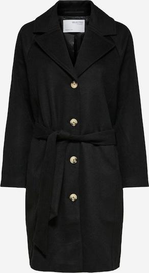 SELECTED FEMME Mantel in schwarz, Produktansicht