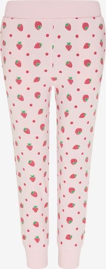 myMo KIDS Sweathose in rosa / rot, Produktansicht