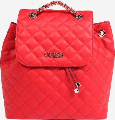 GUESS Rucksack 'Illy' in rot, Produktansicht