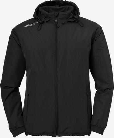 UHLSPORT Jacke in schwarz, Produktansicht