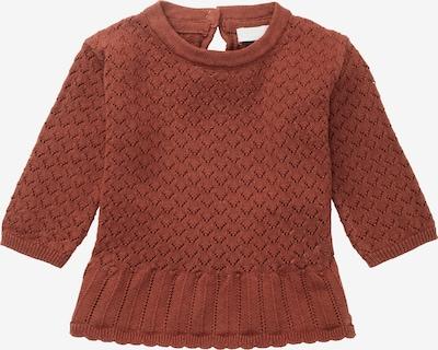 Noppies Pullover in rostbraun, Produktansicht