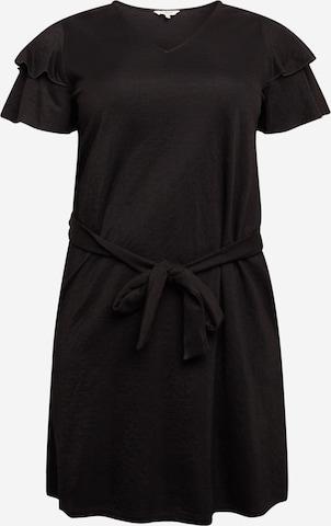 MY TRUE ME Kleid in Schwarz