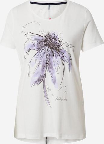 LIEBLINGSSTÜCK Shirt 'Celinda' in Weiß