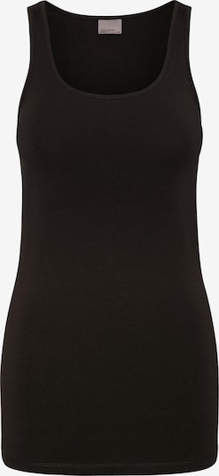 VERO MODA Long-Top 'Noos' in schwarz, Produktansicht