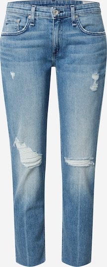 rag & bone Jeans 'Dre' in blue denim, Produktansicht