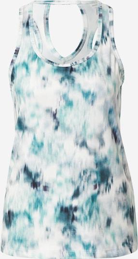 Marika Top sportowy 'AMBER' w kolorze niebieski / białym, Podgląd produktu