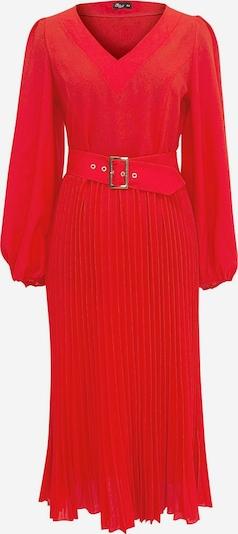 Wisell Kleid in karminrot, Produktansicht