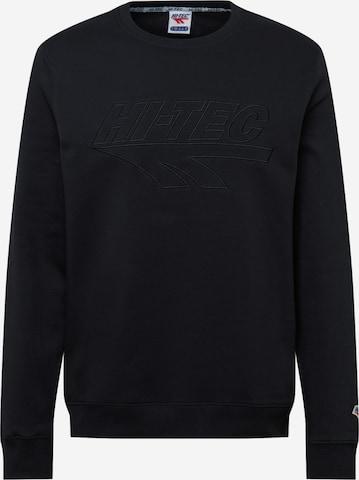 HI-TEC Sportsweatshirt 'PINSKI' i svart