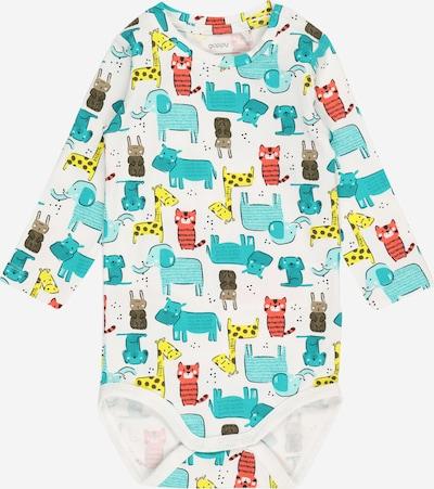 Tutina / body per bambino 'FRAY' Guppy di colore marino / blu chiaro / giallo / rosso / bianco, Visualizzazione prodotti