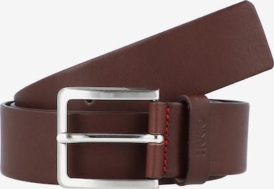 HUGO Belt 'Gionios' in chestnut brown, Item view