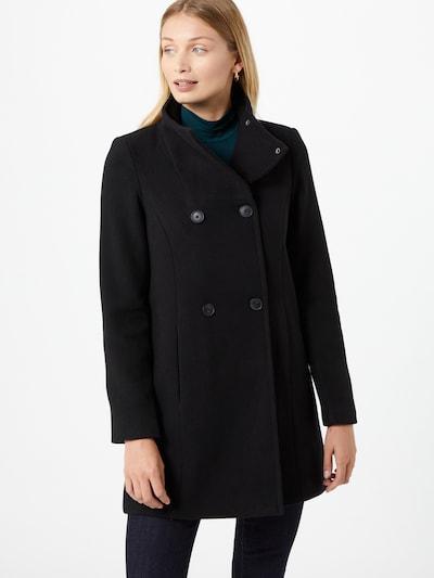 VERO MODA Mantel 'Classline' in schwarz, Modelansicht
