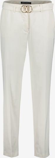 Betty Barclay Pantalon à plis en blanc, Vue avec produit
