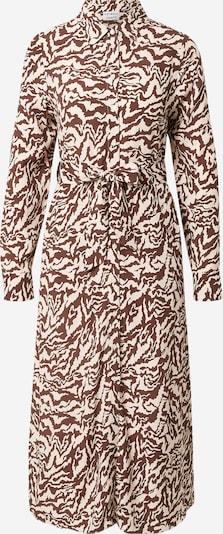 CATWALK JUNKIE Kleid 'ZYON' in creme / sepia, Produktansicht