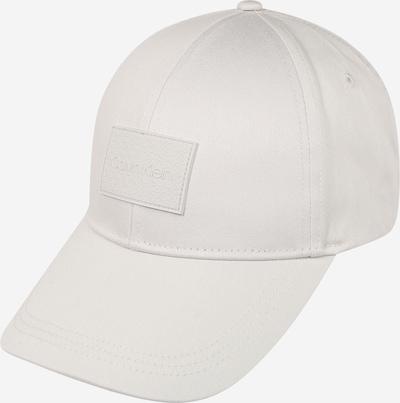 Calvin Klein Čiapka - svetlosivá, Produkt