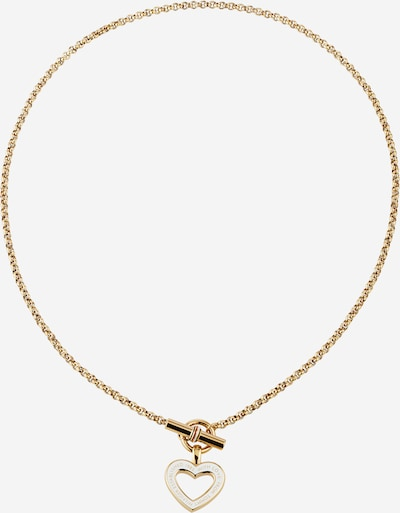 TOMMY HILFIGER Halsband 'Classic Signature' i guld, Produktvy