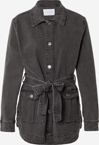 SISTERS POINT Between-Season Jacket 'OLLI' in Black