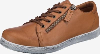 ANDREA CONTI Sneaker in cognac, Produktansicht