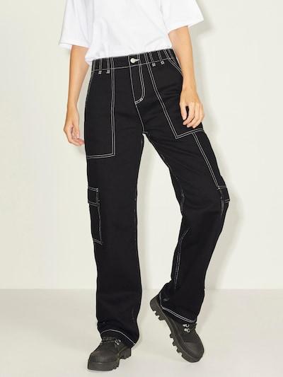 JJXX Jeans 'Octavia' in de kleur Zwart, Modelweergave