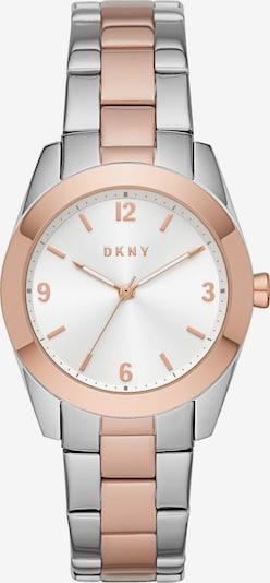 DKNY Uhren in rosegold / silber, Produktansicht