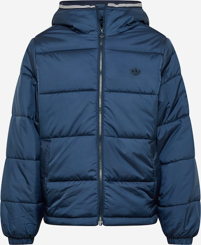 ADIDAS ORIGINALS Winter jacket in blue, Item view
