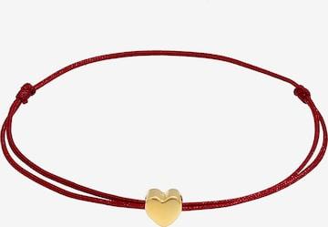 ELLI Armband Herz in Gold
