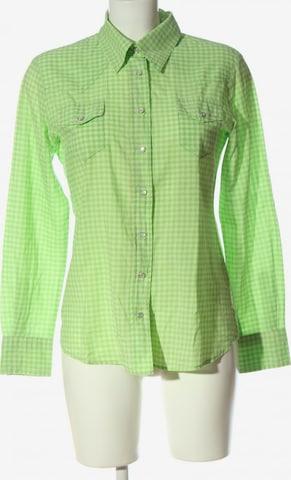 JETTE Langarmhemd in M in Grün