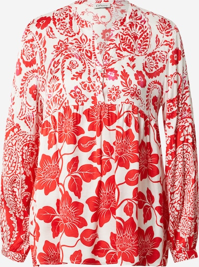 Grace Blouse in Red / White, Item view