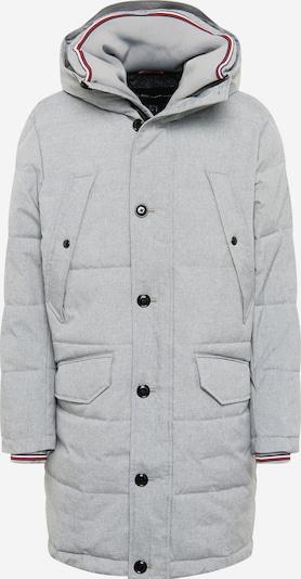 Žieminis paltas iš Tommy Hilfiger Tailored , spalva - šviesiai pilka, Prekių apžvalga