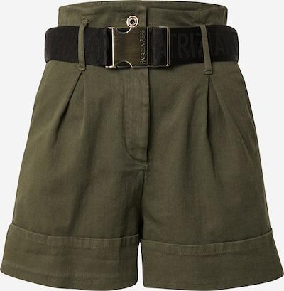 PATRIZIA PEPE Pantalon à pince en kaki / noir, Vue avec produit