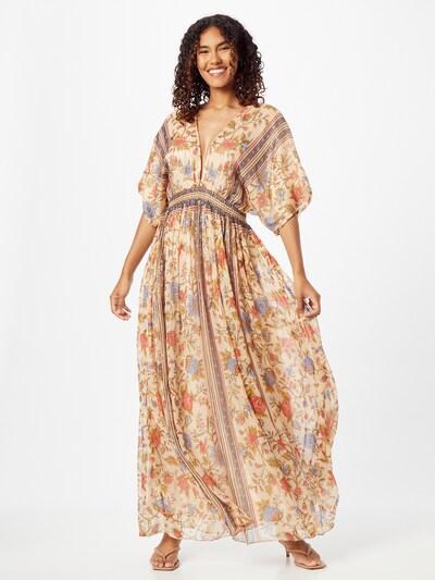 Mes Demoiselles Kleid in mischfarben, Modelansicht