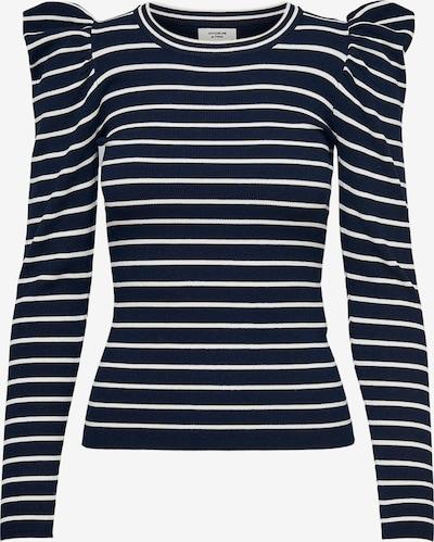JACQUELINE de YONG Shirt 'Cerol' in de kleur Hemelsblauw / Wit, Productweergave
