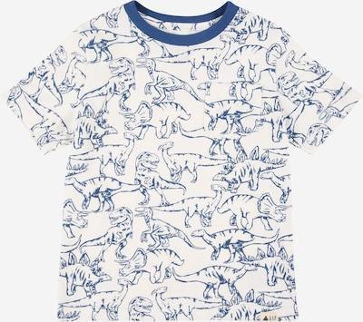 GAP Shirt in de kleur Blauw / Wit, Productweergave