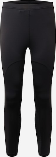 Reebok Sport Sportbroek in de kleur Zwart / Wit, Productweergave